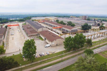 Födémpanel gyár
